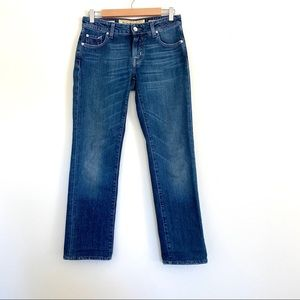 JACOB COHËN Straight Leg Rare Luxury Italian Jeans